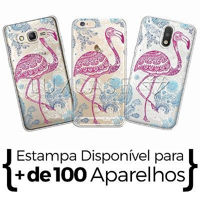 Capinha - Flamingo 2