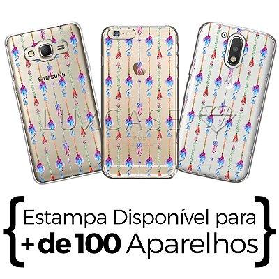 Capinha - Flechas Aquarela