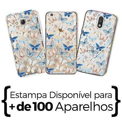 Capinha - Borboletas Blue