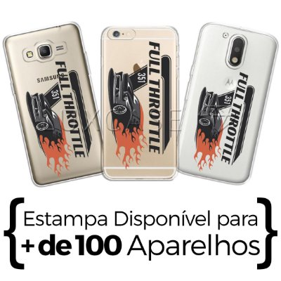 Capinha - Full Throttle