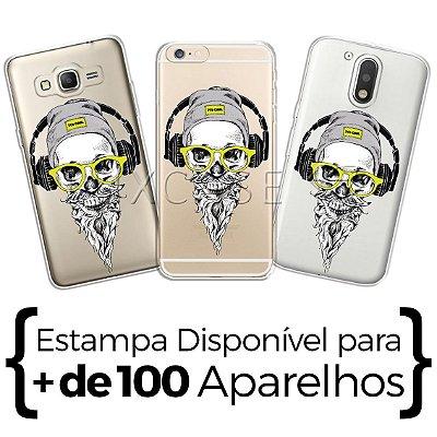 Capinha - Caveira Cool