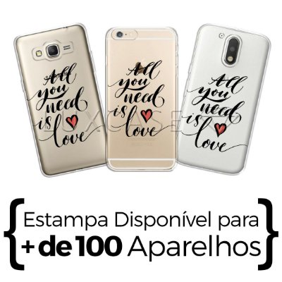 Capinha - All You Need Is Love