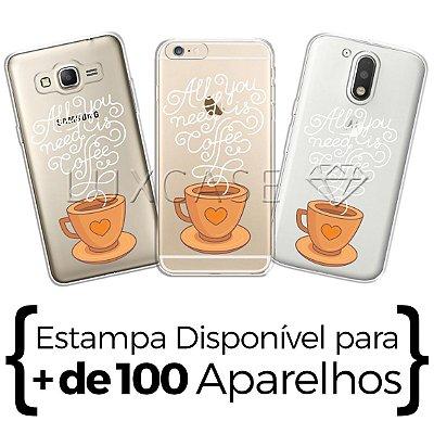Capinha - All You Need Is Coffee
