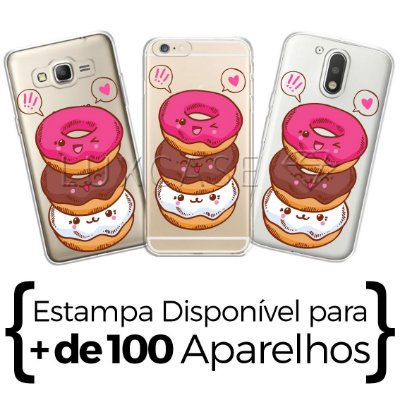 Capinha - Love Rosquinhas