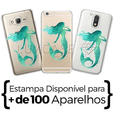 Capinha - Sereia Turquesa