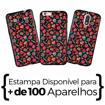 Capinha - Cupacake Doces - Black