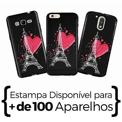 Capinha - Torre Eiffel - Black
