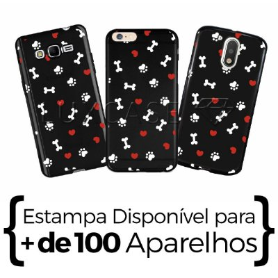 Capinha - Love Patinhas - Black