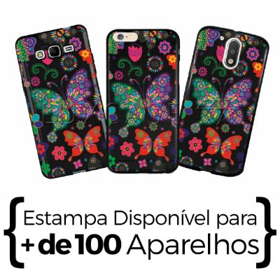 Capinha - Butterfly - Black