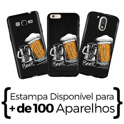 Capinha - Beer - Black