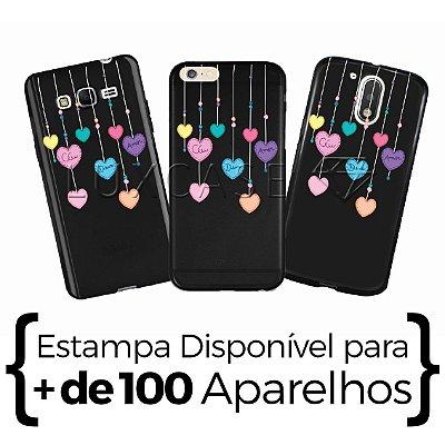 Capinha - Mobile Corações - Black
