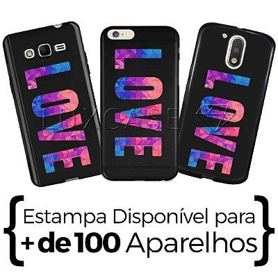 Capinha - Love Colorido - Black