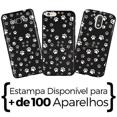 Capinha - Patinhas - Black