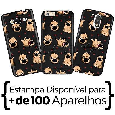 Capinha - Pugs - Black