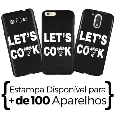 Capinha - Let'S Cook - Black
