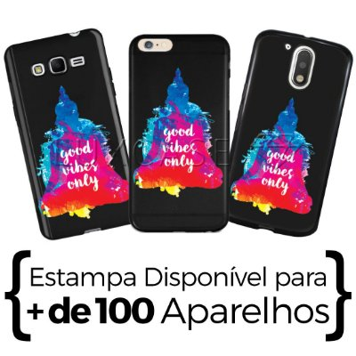 Capinha - Good Vibes - Black
