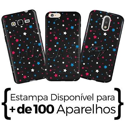 Capinha - Estrelas - Black