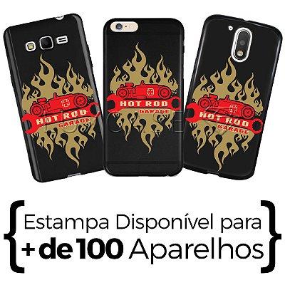 Capinha - Rot Hod Garage - Black
