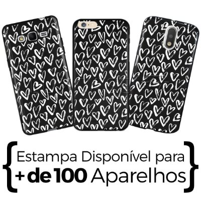 Capinha - Love - Black