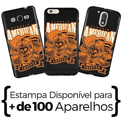 Capinha - Classic America Chopper - Black