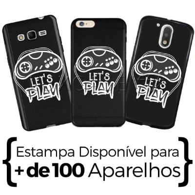Capinha - Let'S Play- Black