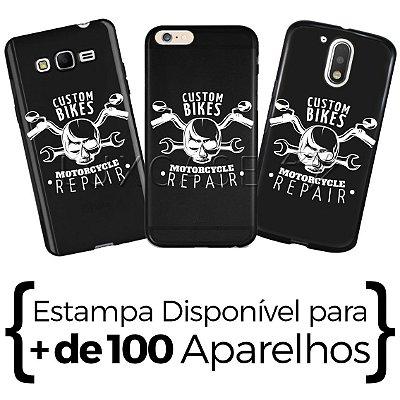Capinha - Custom Bikes - Black