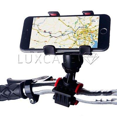 Suporte de GPS e Smartphone para Bicicleta