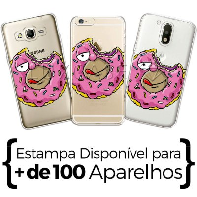 Capinha - Hommer Donuts