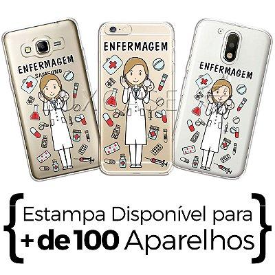 Capinha - Enfermagem