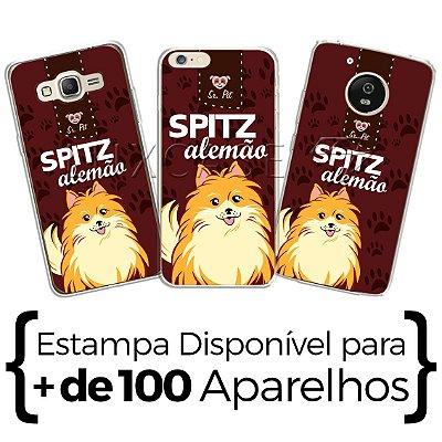 Capinha - Spitz Alemão