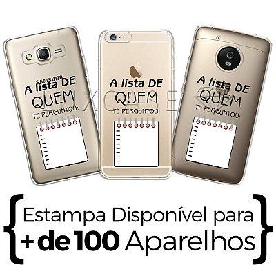 Capinha - A Lista