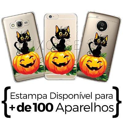 Capinha - Cat Halloween