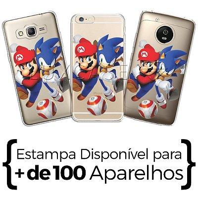 Capinha - Personagens Video Game