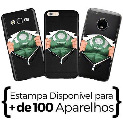 Capinha Camisa Lanterna - Black