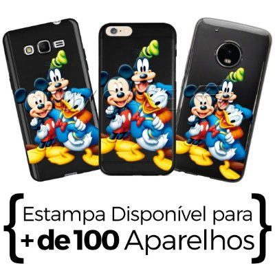 Capinha Friends - Black