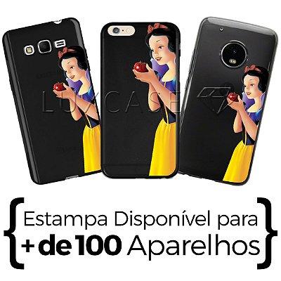 Capinha Princesa Maça - Black