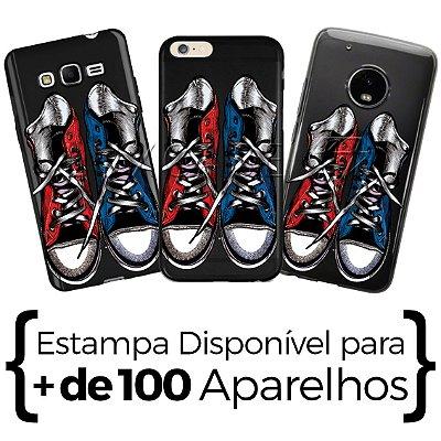 Capinha Tênis AllStar - Black