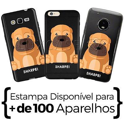 Capinha Sharpei - Black