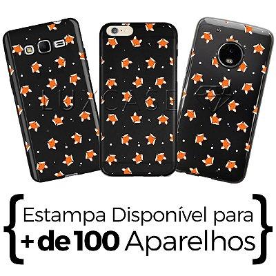 Capinha Raposinhas - Black