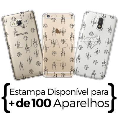 Capinha - Pattern Naves