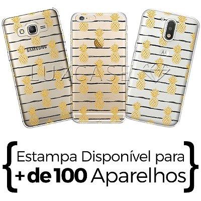 Capinha - Abacaxi Listras