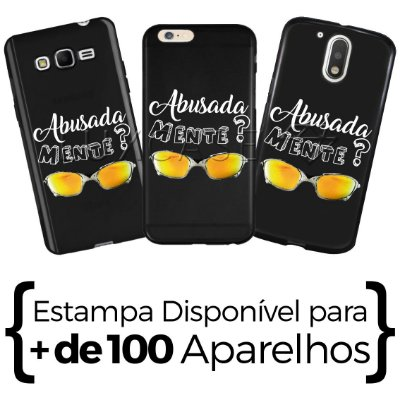 Capinha - Abusadamente - Black