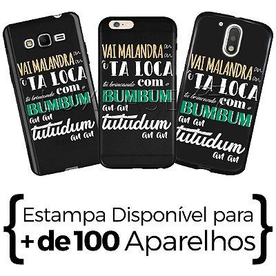 Capinha - Vai Malandra - Black