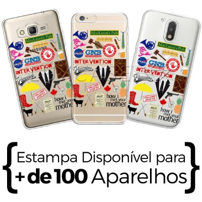Capinha - Patch How I Met your Mother