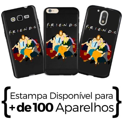 Capinha - Friends - Black