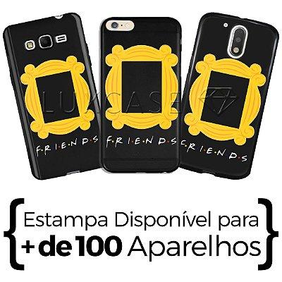 Capinha - Quadro Friends - Black