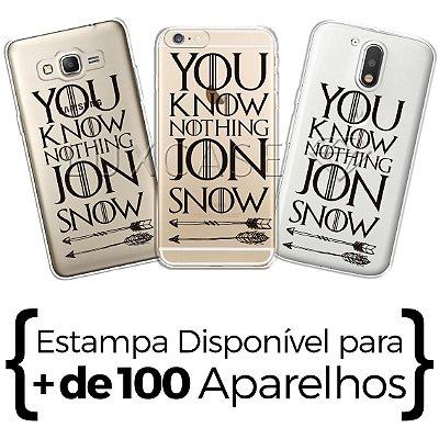 Capinha - You Know Nothing Jon Snow