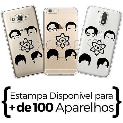 Capinha - Personagens Big Bang Teory