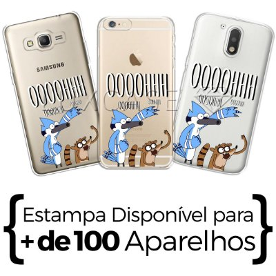 Capinha  - OOH Regular Show