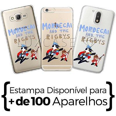 Capinha - Mordekai and the Rigbys